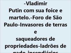 TENTEI MELHORAR ESTE TEXTO LEIA E DIVULGUEM TV Ban Brasil AÇÃO Noticia: ...