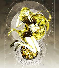 Chrysoberyl║Houseki no Kuni║ by on T Manga Anime, Anime Art, Blood Art, Butler Anime, Seven Deadly Sins Anime, Magical Girl, Me Me Me Anime, Vocaloid, Illustration Art