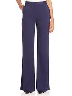 Diane von Furstenberg Katara Wide-Leg Pants