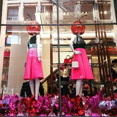 """KATE SPADE, Soho, New York City, """"It's the Cherry On The Top"""", photo from Adeline Cabale, pinned by Ton van der Veer"""