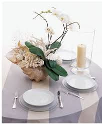 Lovely Shell Wedding Decorations