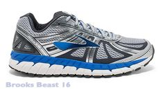 Brooks Beast 16 - best choice for heavier runners