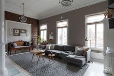 Hurmaava koti vanhassa asemarakennuksessa | Oikotie - Kotiin