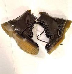 0e9c5e72ed4 Martens Black Patent Leather Boots