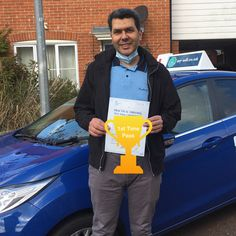 🥳👏🎉Congratulations Dr Hesham on passing your driving test first time in Colchester, we are proud 😎 drive safe 🚙 Driving School, Driving Test, Time Passing, Coaching, Congratulations, Bring It On, Training, Driving Training School