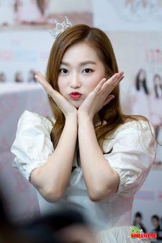 cute princess Yeeun