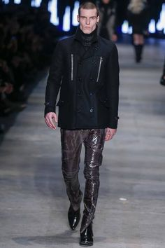 Diesel Black Gold Fall-Winter 2014 Men's Collection