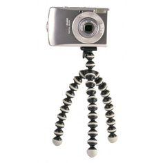 قاعدة ثلاثية مرنة للكاميرات (حجم صغير ) ,, بسعر 60 ريال