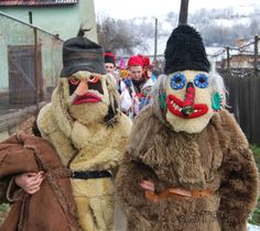 Carnival King of Europe Festivus, Eastern Europe, Tribal Art, Issa, Folklore, Creative Inspiration, Pagan, My Photos, Winter Hats