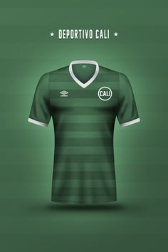 Deportivo Cali - Edición Retro Polo Shirt, T Shirt, Soccer, Retro, Mens Tops, Design, Football Shirts, Football Pictures, Colombia