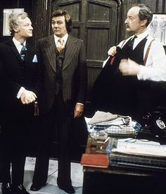 Are You Being Served - John Inman - Trevor Banister - Frank Thornton