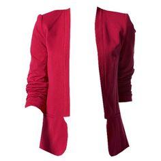 Fuchsia jacket - PROMOD