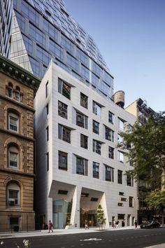 35 XV; New York New York; Architect: FX Fowle Architects David Sundberg/Esto