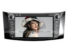 Nissan Sentra Android Autoradio DVD GPS Navi Digital TV Wifi 3G
