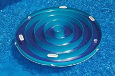 for Pools.Listing is for a 1 - Solstice Jumbo Island FloatSize: in DiameterAge Grade: High Grade Qualit Swimming Gear, Underwater Swimming, Swimming Pools, Pool Pillow, Floating Lounge, Pool Plaster, Swimming Pool Accessories, Pool Rafts, Inflatable Float