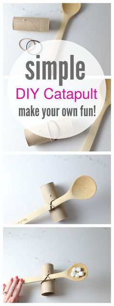 Simple DIY Catapult