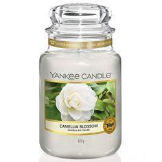 Yankee Candle Classic Large Jar, White #jarcandles