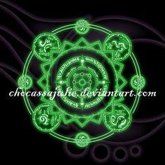 Spell circles | Brawlios Magic Circle Spell by chocassajulie