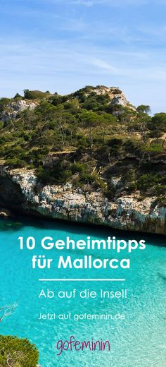 10 echte Geheimtipps für Mallorca – fernab von Bierkönig, Ballermann & Co. 10 real insider tips for Mallorca – far away from Bierkönig, Ballermann & Co. Travel to the beautiful island of Mallorca and enjoy a relaxing holiday by the sea! Places To Travel, Places To See, Travel Destinations, Travel Guides, Travel Tips, Travel Hacks, Travel Around The World, Around The Worlds, Reisen In Europa