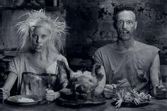 Wat is vir middagete?   Pork head!!!!