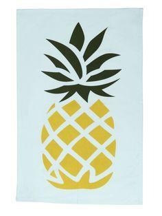 pineapple stencil - Google Search