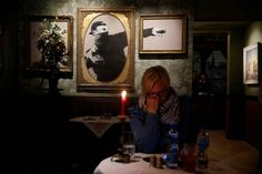 Banksy Opens West Bank Hotel With World's 'Worst View' - NBC News