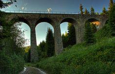 pod Chmarošským viaduktom
