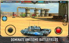 Juego Iron Force – tanques de guerra - para Android