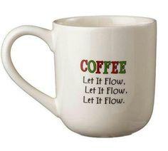 Coffee cup humor