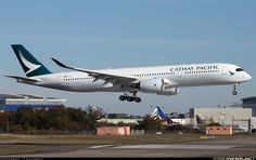 Airbus A350-941 - Cathay Pacific Airways | Aviation Photo #4098453 | Airliners.net