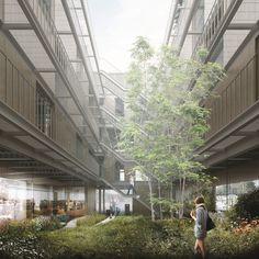 Los 10 mejores proyectos de fin de carrera diseñados por estudiantes de arquitectura en Argentina 2017,Cortesía de Manuel Bianchi Yasci - Ignacio Cuenca