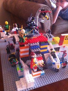 Lego headquarters. By ethan