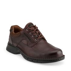 Un.Bend in Brown Leather - Mens Shoes from Clarks.  Same information as Un.Bend Black. $149.95