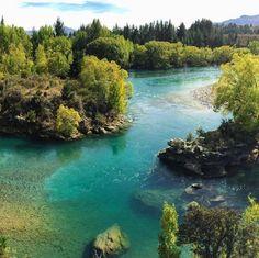 Clutha River, West Coast, NZ #wine #nzwine #unique #experiences #newzealand #gourmet #journeys #luxury #premium #travel #foodie #foodtravel #bucketlist