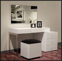modern vanity table - Google-Suche                                                                                                                                                                                 More