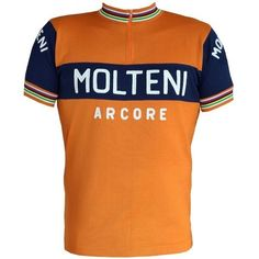 Worn by the great Eddy Merckx, the Molteni #CyclingJersey is one of the most famous icons in the world of road cycling. You can find replicas today, not only in lycra, but in classic wool as well.  ______________________________  #TheCyclingJerseys | #CyclingJerseys | #CyclingKit | #CyclingKits | #BikeKit | #BikeKits | #RoadCycling | #Cycling | #CyclingStyle | #TeamKit |  #Peloton | #LeTour | #Giro | #LaVuelta | #UCI | #Molteni | #EddyMerckx