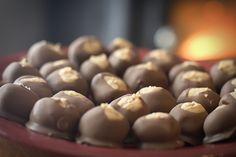 Peanut Butter Buckeye Recipe | Medina Ohio Photographer