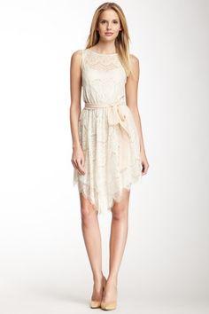 Ali Ro Sleeveless Lace Dress on HauteLook