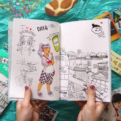 MEMENTO BENTO - Japan travel diary 2014 - on Behance
