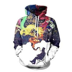 One of our unique hoodies at NaNizHoodz.com