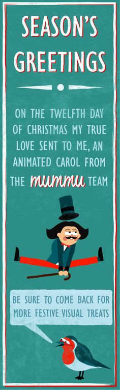 Season's Greetings Love Mummu x