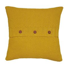 Joules Moss Stitch Knitted Bed Throws & Cushions at Bedeck Home