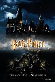 Harry Potter, by J.K. Rowling. Regardless of the differences from book to film...these movies are magic ;) (@oedb_org)