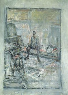 Discover artworks, explore venues and meet artists. Art UK is the online home for every public collection in the UK. Featuring artworks by over artists. Alberto Giacometti, Figure Painting, Figure Drawing, Painting & Drawing, Giacometti Paintings, Sad Paintings, Modern Art, Contemporary Art, Sad Art