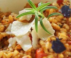 Rezept Mediterranes Risotto mit Gewürzen aus der Provence von UdoSchroeder - Rezept der Kategorie Hauptgerichte mit Gemüse
