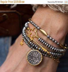 OFF Stack Bracelets Clover Bracelet Arrow Bracelet Stretch Bracelets, Stack Bracelets, Beaded Bracelets, Men Bracelets, Bohemian Bracelets, Healing Bracelets, Leather Bracelets, Silver Bracelets, Fashion Bracelets