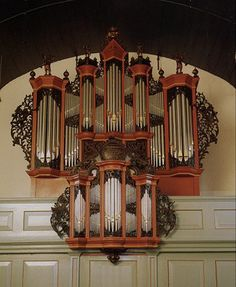 Orgel Hervormde Kerk Peize, 1631