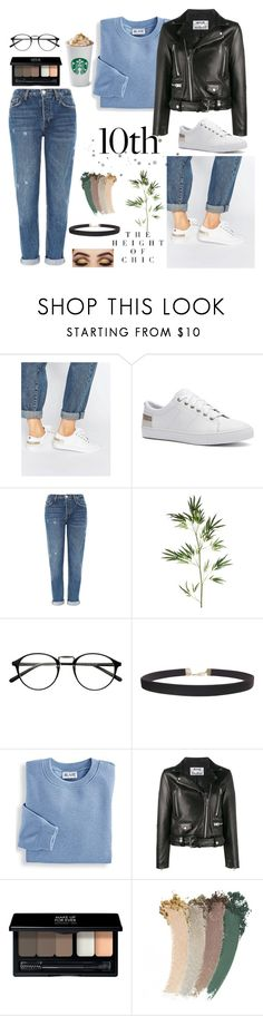 """""""Happy bdayy"""" by evinejosianne ❤ liked on Polyvore featuring Tommy Hilfiger, Topshop, Pier 1 Imports, Humble Chic, Blair, Acne Studios, MAKE UP FOR EVER, Gucci, polyversary and contestentry"""