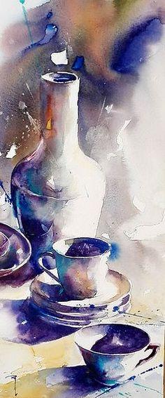 Longiligne~ Watercolor