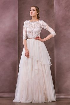 Wedding Dresses from Divine Atelier – the Nostalgia 2015 wedding dresses collection | itakeyou.co.uk #weddings #weddinggown #weddingdress